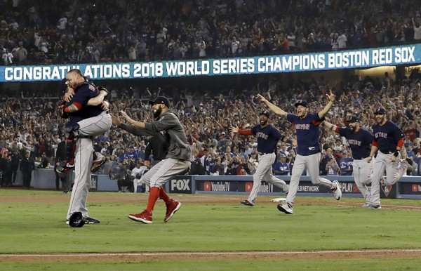 1e3092121 The Boston Red Sox are World Series Champions (again) and I am absolutely  delighted
