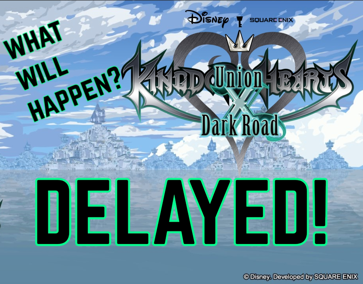Kingdom Hearts Dark Road DELAYED!